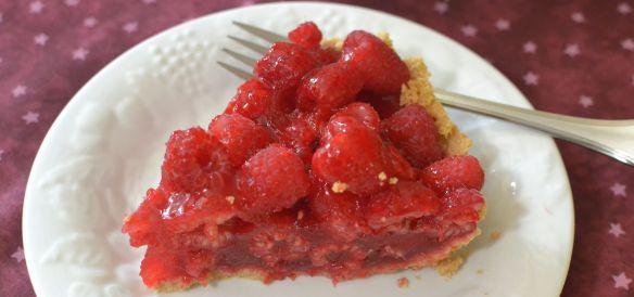 Raspberry Pie Slice