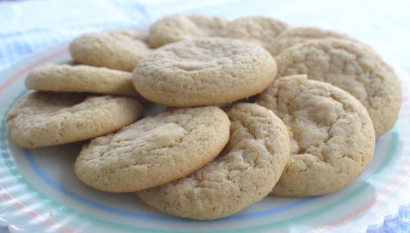 Drop Nut Cookies Spiral